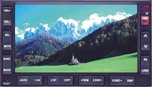 Зачем в автомобиле телевизор и как его выбрать?