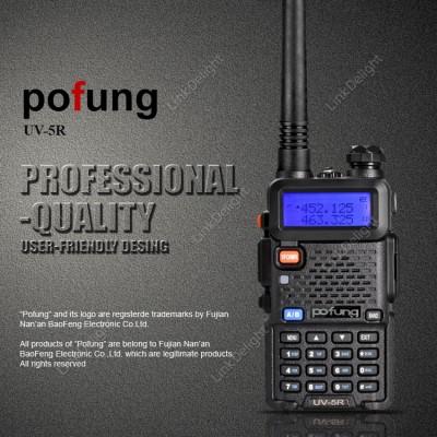 Компания Baofeng теперь будет называться Pofung