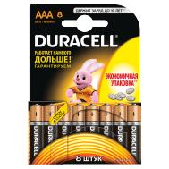 Батарейки Duracell AAA (LR03) MN2400 8 шт.