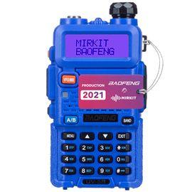 Рация Baofeng UV-5R 5W, Li-ion 1800 мАч UHF/VHF, Синий