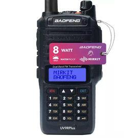 Рация Baofeng UV-9R Plus 8W, Li-ion 1800 мАч UHF/VHF, IP67