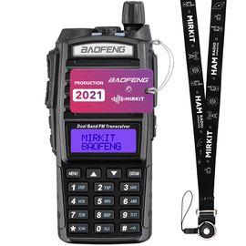 Рация Baofeng UV-82 MK3 5W, Li-ion 2800 мАч UHF/VHF + Ремешок для рации Mirkit