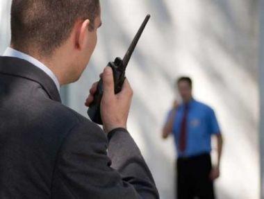 Рация - лучший помощник охранника