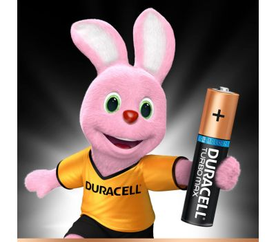 Батарейки Duracell AAA (LR03) MX2400 Turbo 4шт., фото 2
