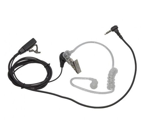 Гарнитура скрытого ношения Mirkit EMP-3967 для раций Baofeng/Kenwood с разъемом mini-jack 3,5mm