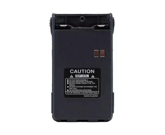 Аккумуляторная батарея для рации Kenwood TH-F2AT (BP-43L)