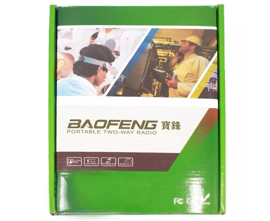Рация Baofeng C6