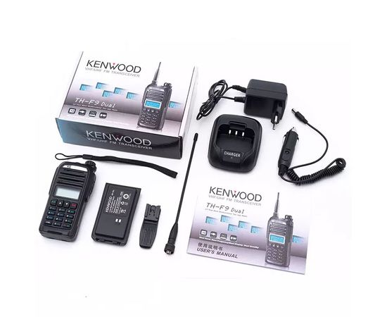 Рация Kenwood TH-F9