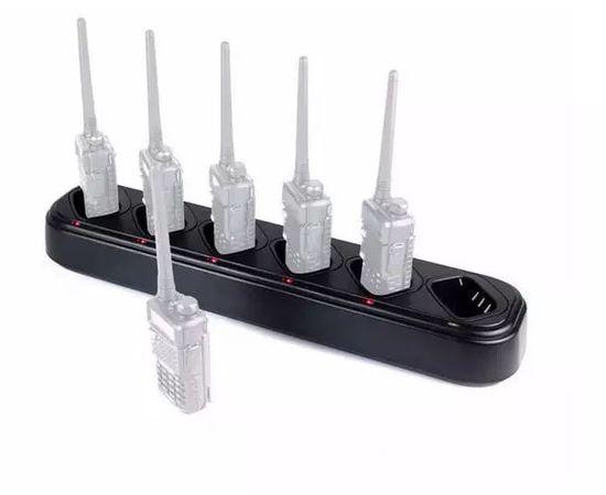 Зарядное устройство для Рации Baofeng UV-5R на 6 мест