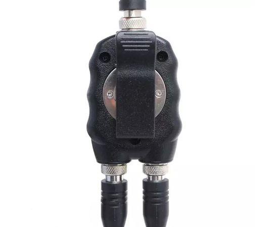 Гарнитура 2 проводная с вибромикрофоном Kenwood LVA-333106-KPD