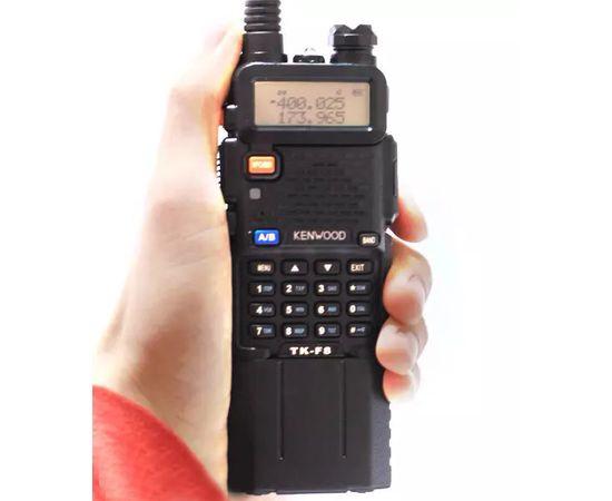 Рация Kenwood TK-F8 dual band (батарея 3800 мАч)
