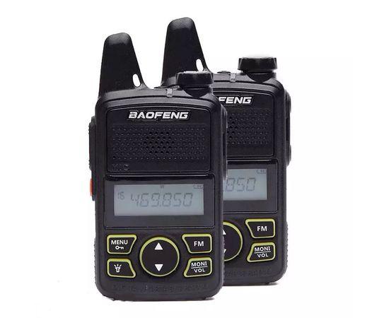 Комплект из двух раций Baofeng BF-T1 UHF