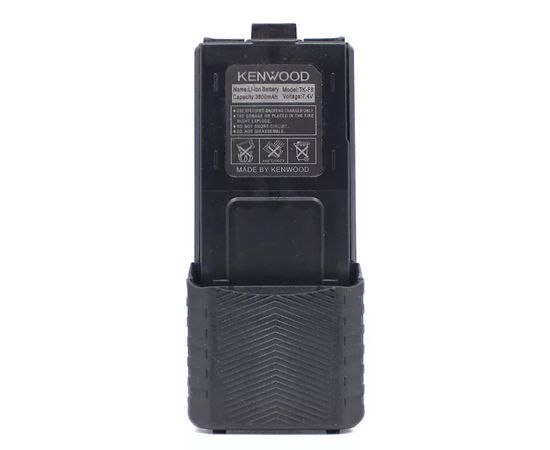 Аккумуляторная батарея для рации Kenwood TK-F8 (BL-5) 3800mAh