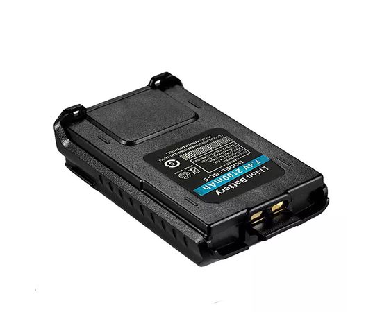 Аккумуляторная батарея для рации Baofeng UV-5R (BL-5) 2100 mAh