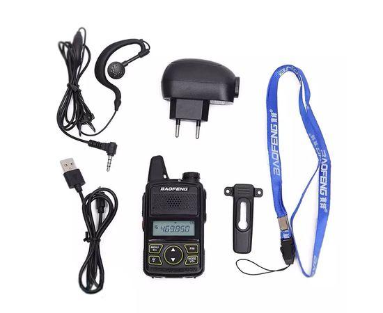 Комплект из четырех раций Baofeng BF-T1 UHF