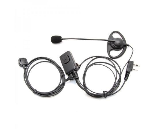 Гарнитура Mirkit EM-20 с микрофоном на штанге