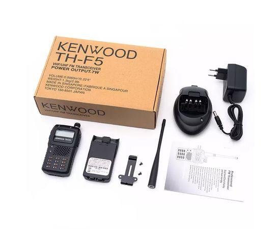 Рация Kenwood TH-F5 dual band Turbo