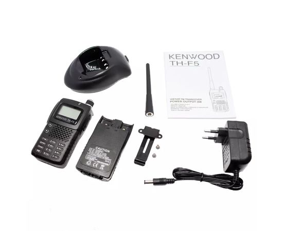 Рация Kenwood TH-F5 (400-470) Turbo