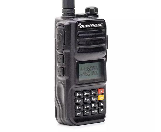 Рация Quansheng TG-UV2 PLUS+Тангента Quansheng QS-4