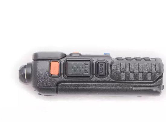 Рация Kenwood TK-F8 dual band + Гарнитура 1 проводная EMC 5
