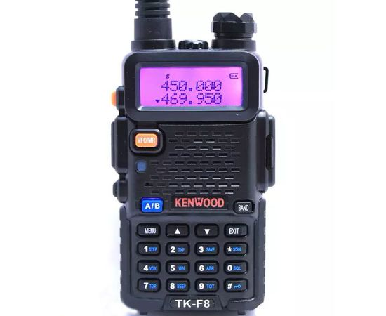 Рация Kenwood TK-F8 dual band (со скремблером)