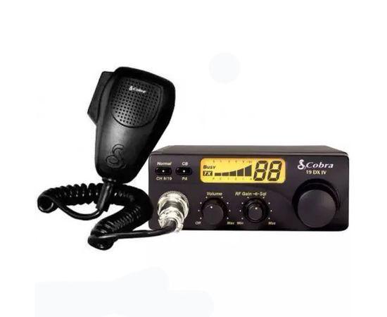 Автомобильная радиостанция COBRA 19 ULTRA III MOD