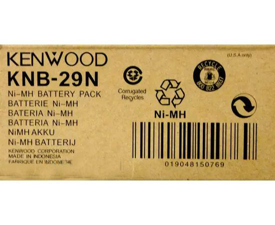 Аккумуляторная батарея Kenwood KNB-29N (1800 мАч)
