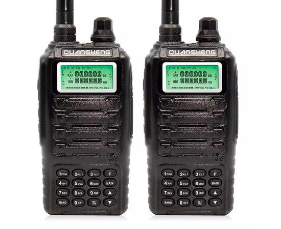 Комплект из двух Раций Quansheng TG-UV2