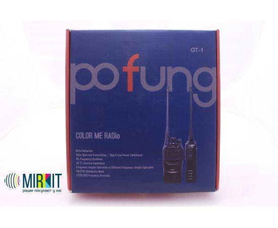 Рация Pofung GT-1 UHF Green