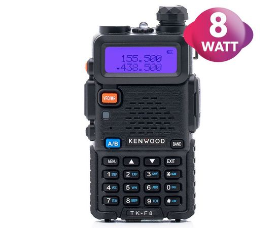 Рация Kenwood TK-F8 DB Turbo  (3000 мАч)