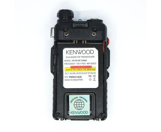 Рация Kenwood TK-F8 DB Turbo  (3000 мАч)